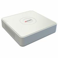 Видеорегистратор HiWatch DS-H104U(B) с поддержкой камер 5 Мп.