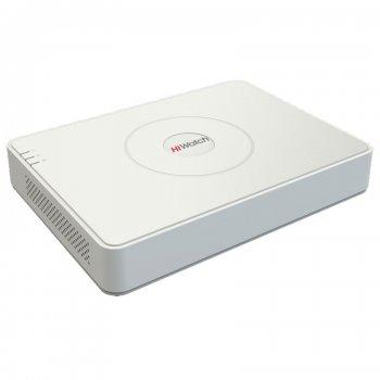 Видеорегистратор HiWatch DS-H116G гибридный (HD-TVI, AHD, аналог, +1IP), 16 каналов.