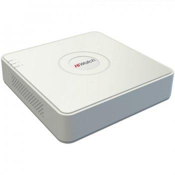 IP-видеорегистратор HiWatch DS-N204(B), 4 канала.