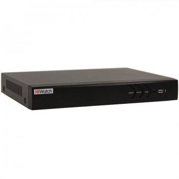 Видеорегистратор HiWatch DS-N316(B), 16 каналов, сетевой.